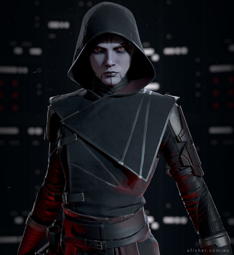 Star wars ventress